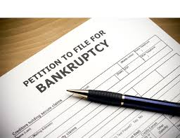 Bankruptcy Filings Decrease