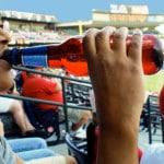 California DUI Beer at Stadium