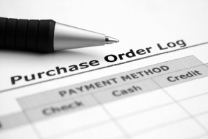 Purchase Order | Faro & Crowder, PA