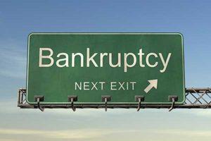 Next Exit: Bankruptcy