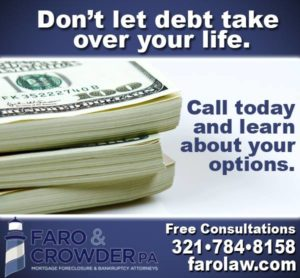 Debt Relief Options Melbourne FL Attorney | Bankruptcy | Foreclosure Defense