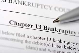 Chapter 13 Bankruptcy petition