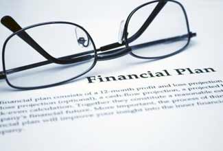 Financial Plan for a Chapter 13 Bankruptcy
